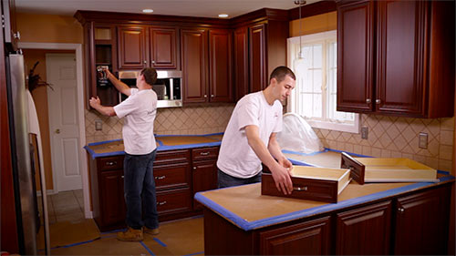 refacing-kitchen-cabinets-step-4