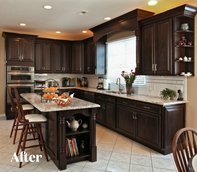 Traditional Kitchen Renovation After Photo