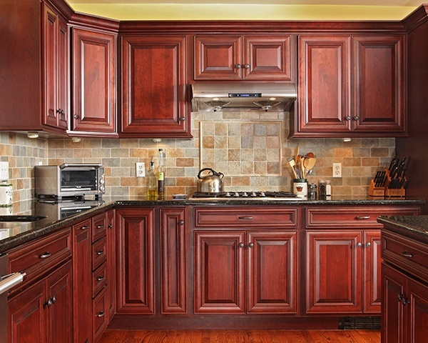 Refaced Kitchen Featured Image · New Cabinets Featured Image