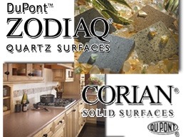Zodiaq and Corian Colors