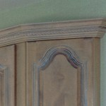Rope Crown Molding null