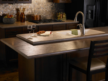 Crescent Web Wilsonart HD Countertop
