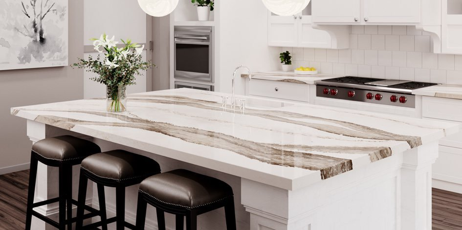 Quartz Countertops | 3 Great Brands!