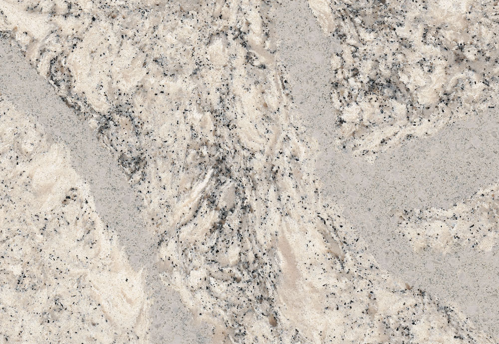 Loaded Stone Quartz Slab : Resin kitchen countertop products