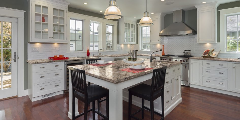 Silestone Kitchen Counter Top