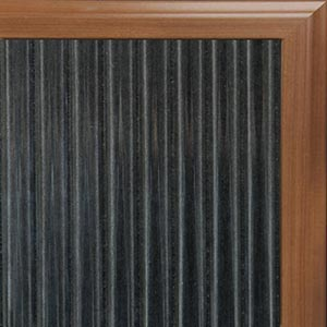 Reeded Glass Texture Glass Doors