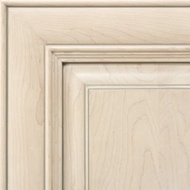 Alpine on Maple Pewter Glaze Cabinet-door-color