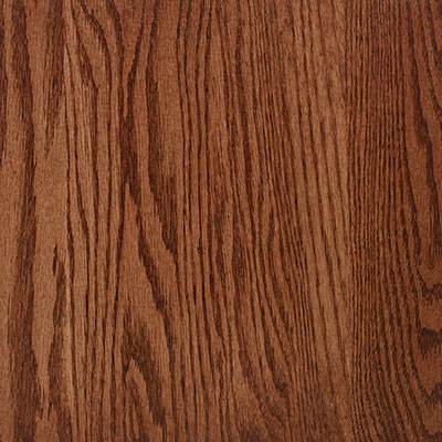 Chestnut on Oak Cabinet-door-color