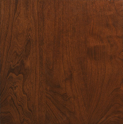 Cordovan on Cherry Cabinet-door-color