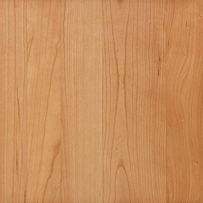 Natural on Cherry Cabinet-door-color