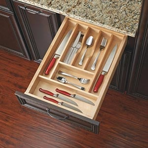 Cutlery Inserts Drawer-organizers