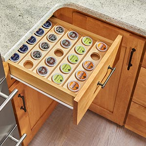 K-Cup Tray Inserts Drawer-organizers