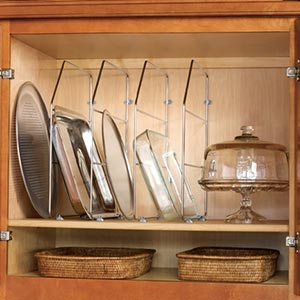 Tray Dividers Cabinet-organizers