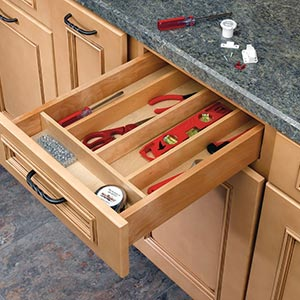 Utility Inserts Drawer-organizers
