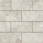 Tundra Gray 6x3 Marble Backsplash