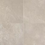Gray Porcelain Tile Flooring