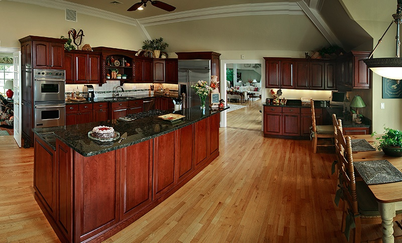 wood flooring in kitchens pros and cons pros and cons of hardwood flooring in the kitchen 2228