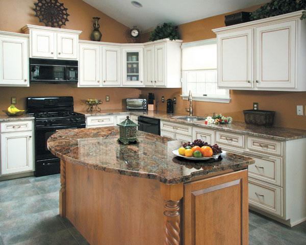What's the Best Kitchen Countertop: Corian, Quartz or Granite?