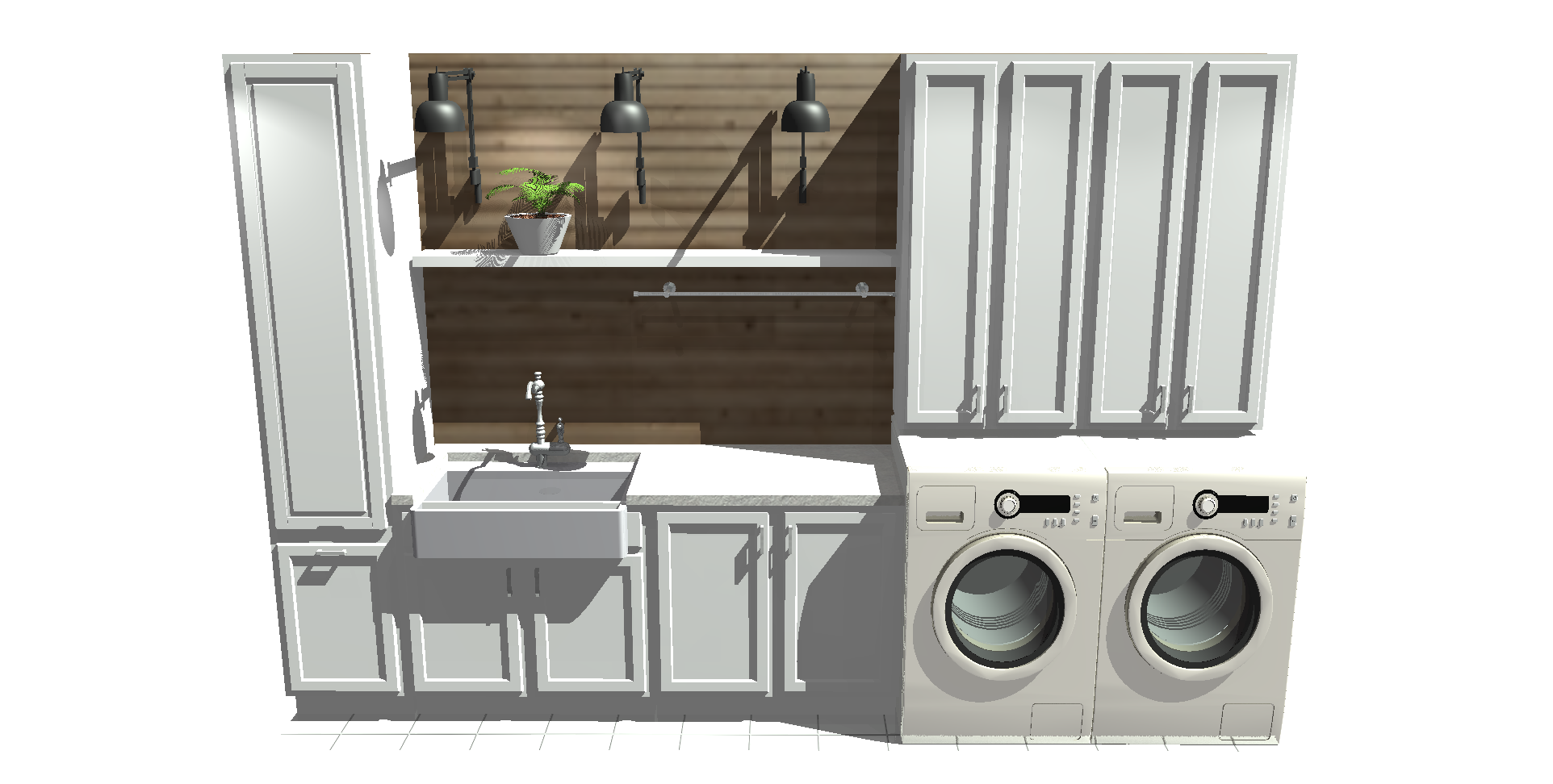 Laundry Room Concept