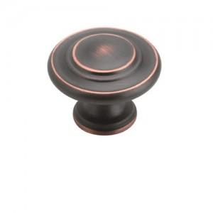 Inspirations Oil Rubbed Bronze Ring Knob