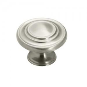 Inspirations Satin Nickel Ring Knob